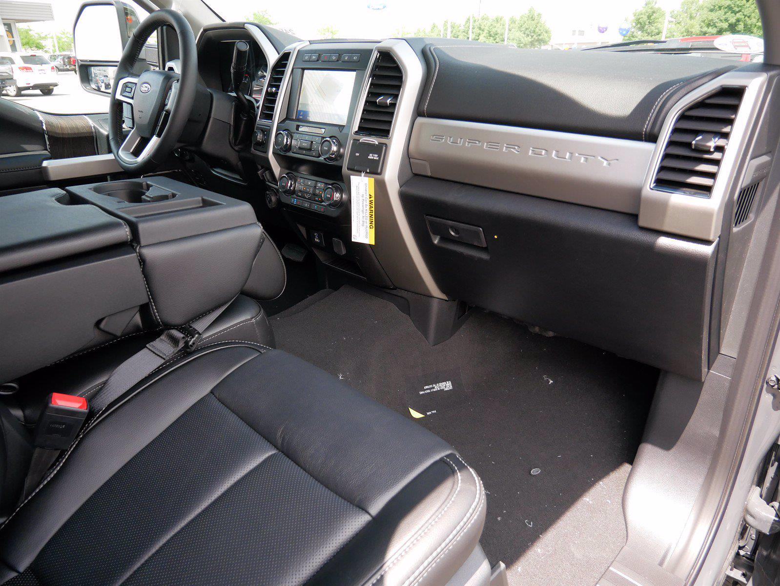 2021 Ford F-350 Crew Cab 4x4, Pickup #24539 - photo 36