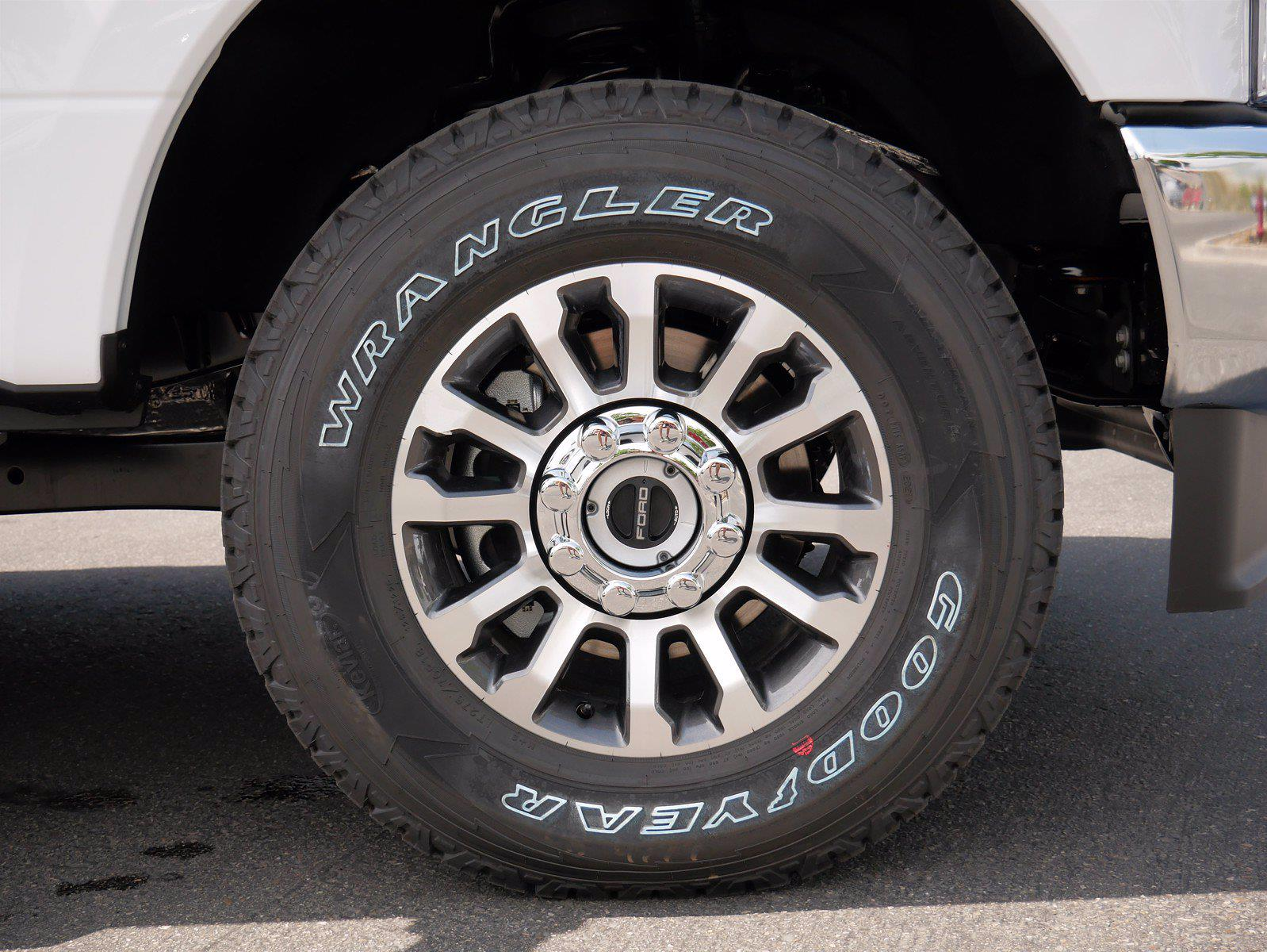 2021 Ford F-350 Crew Cab 4x4, Pickup #24541 - photo 38