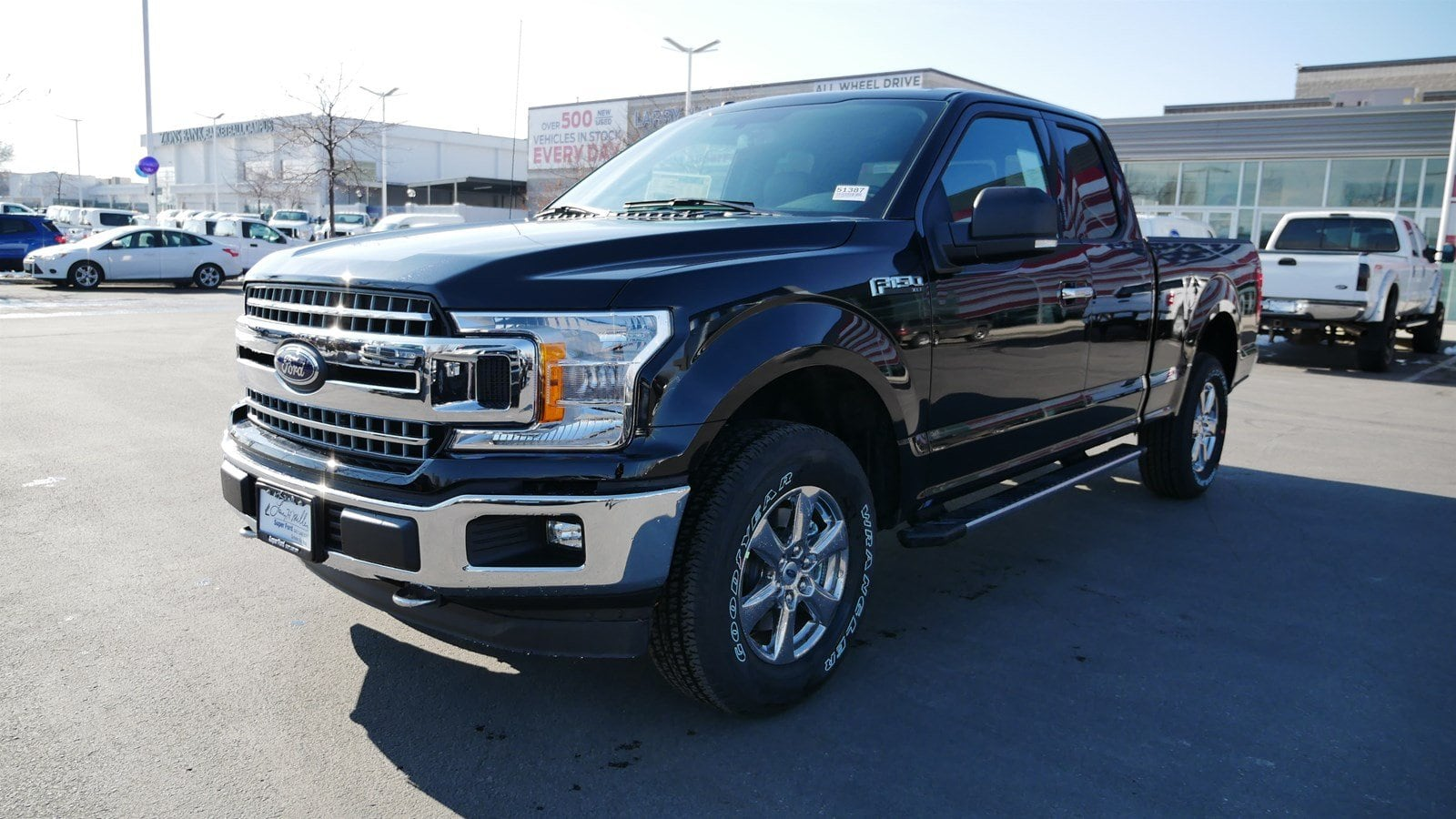 2018 F-150 Super Cab 4x4,  Pickup #51387 - photo 8