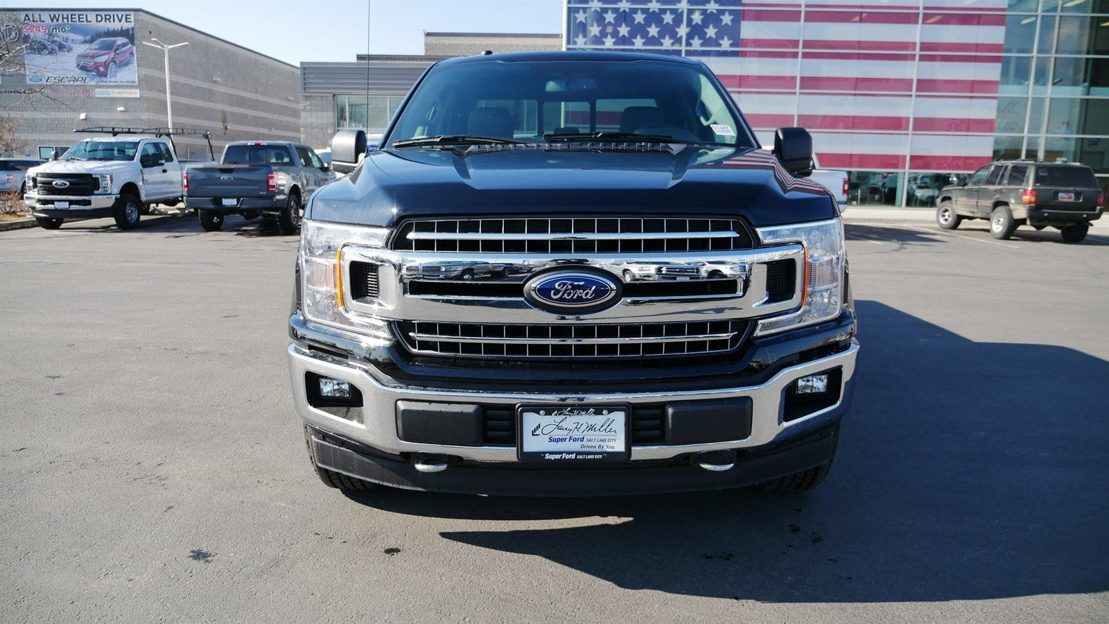 2018 F-150 Super Cab 4x4,  Pickup #51387 - photo 9