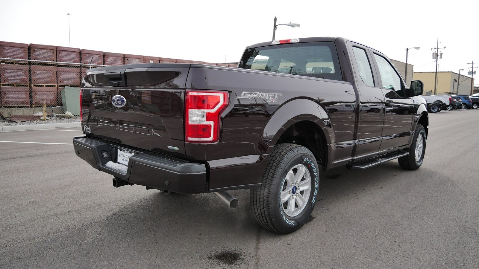 2018 F-150 Super Cab 4x4,  Pickup #51419 - photo 2
