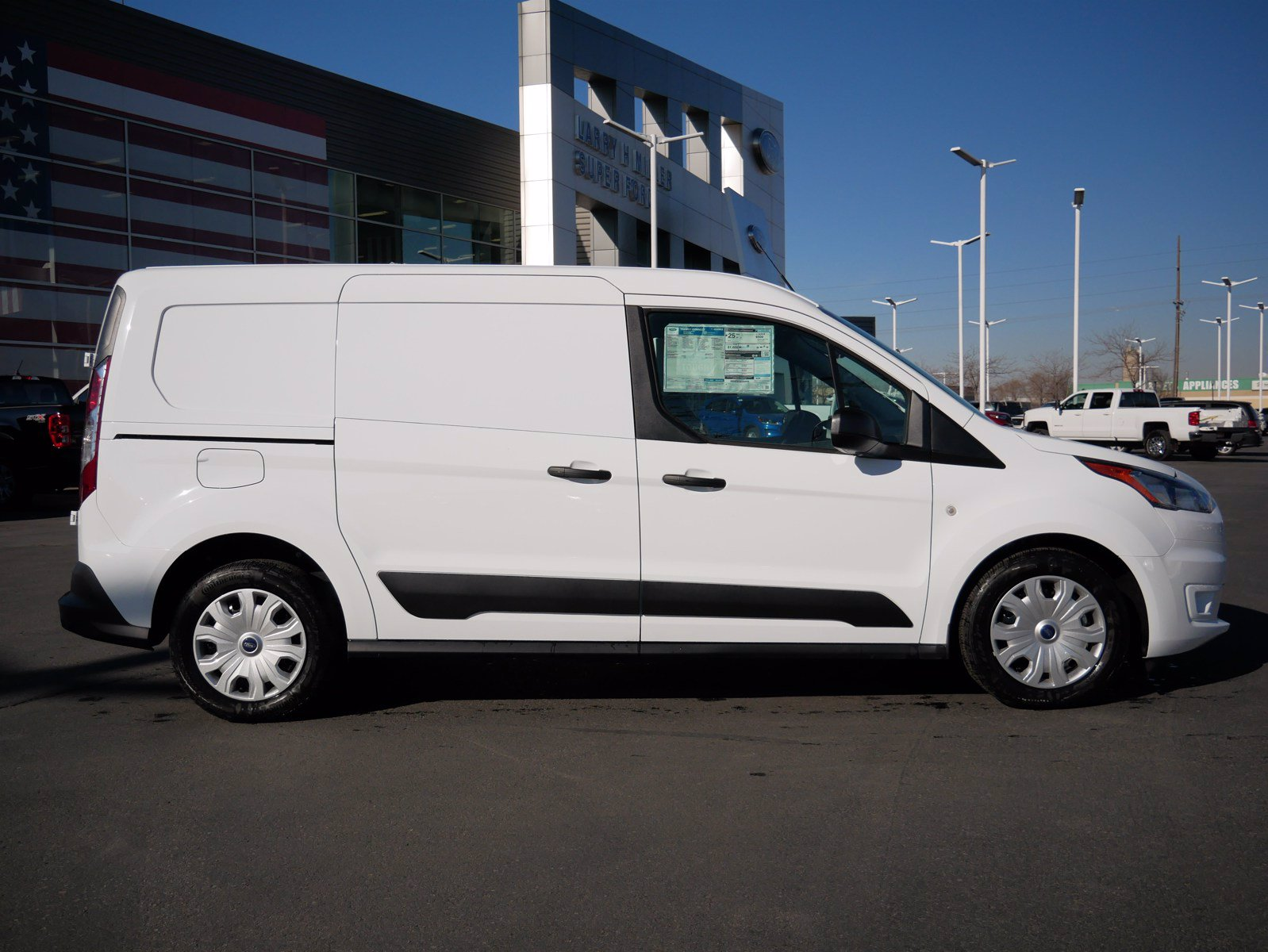2020 Ford Transit Connect FWD, Empty Cargo Van #62218 - photo 3