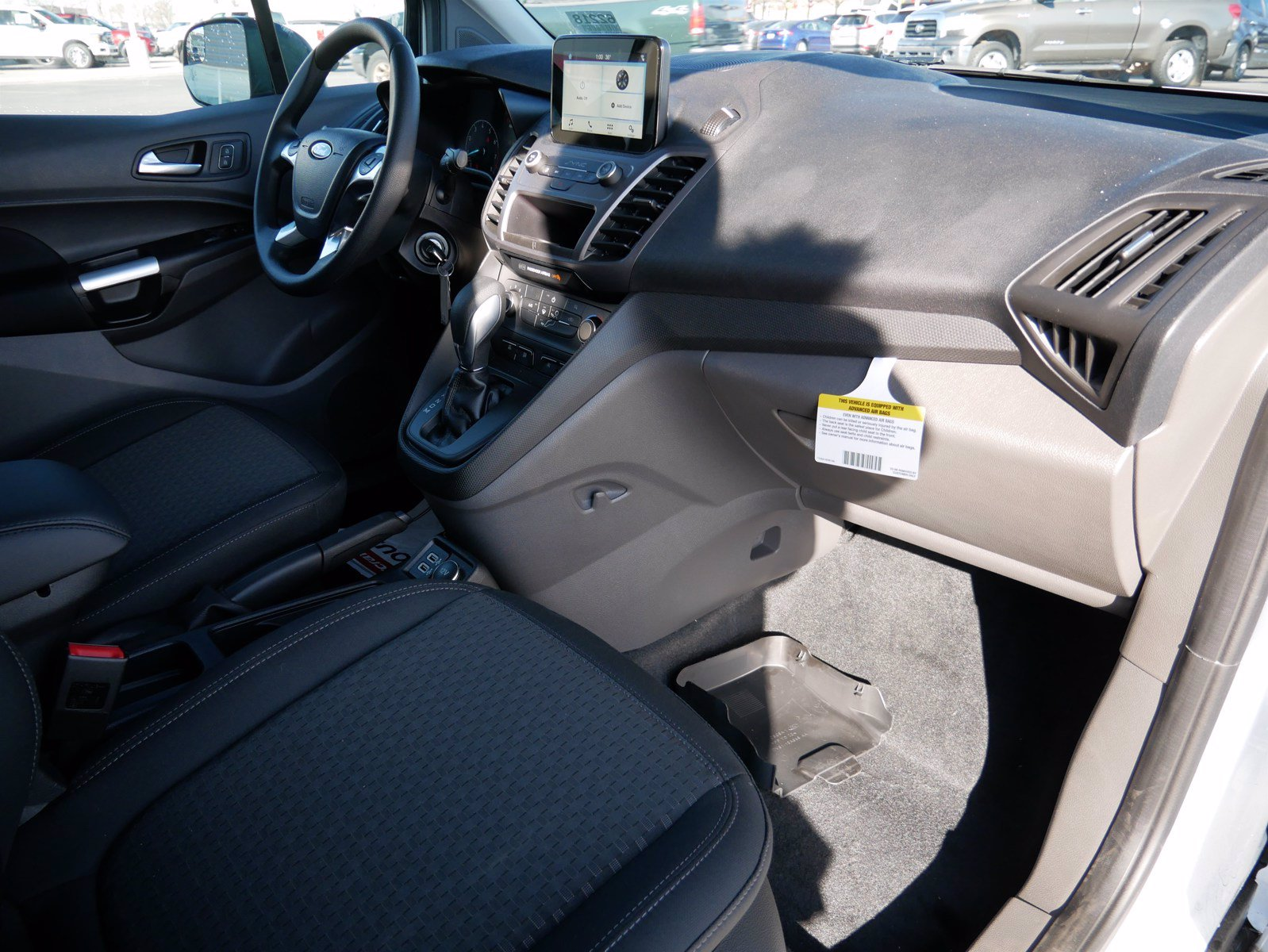 2020 Ford Transit Connect FWD, Empty Cargo Van #62218 - photo 27