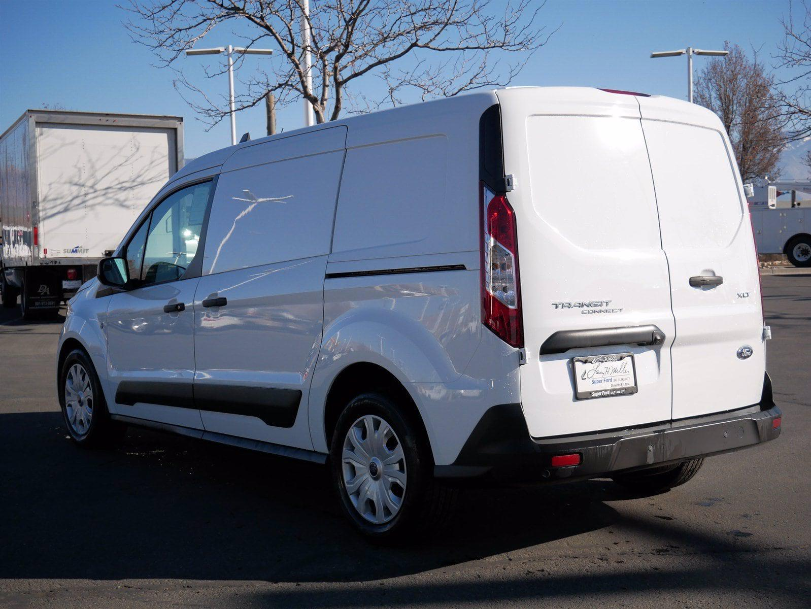 2020 Ford Transit Connect FWD, Empty Cargo Van #62218 - photo 7
