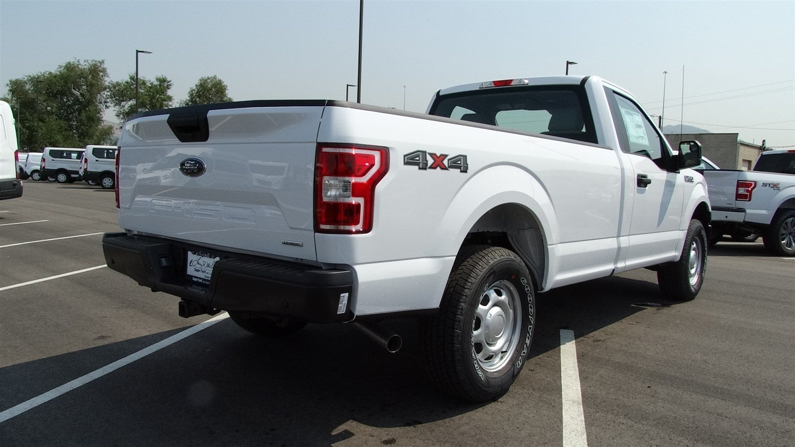 2018 F-150 Regular Cab 4x4,  Pickup #62840 - photo 2