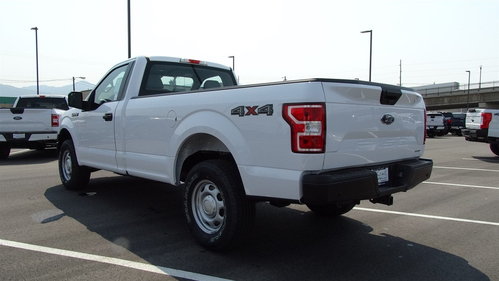 2018 F-150 Regular Cab 4x4,  Pickup #62840 - photo 5