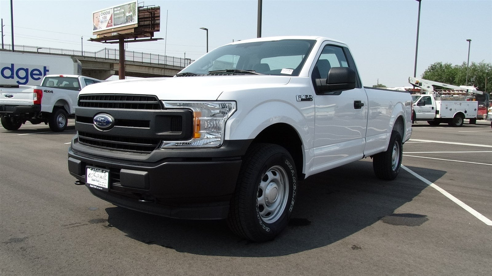 2018 F-150 Regular Cab 4x4,  Pickup #62840 - photo 7