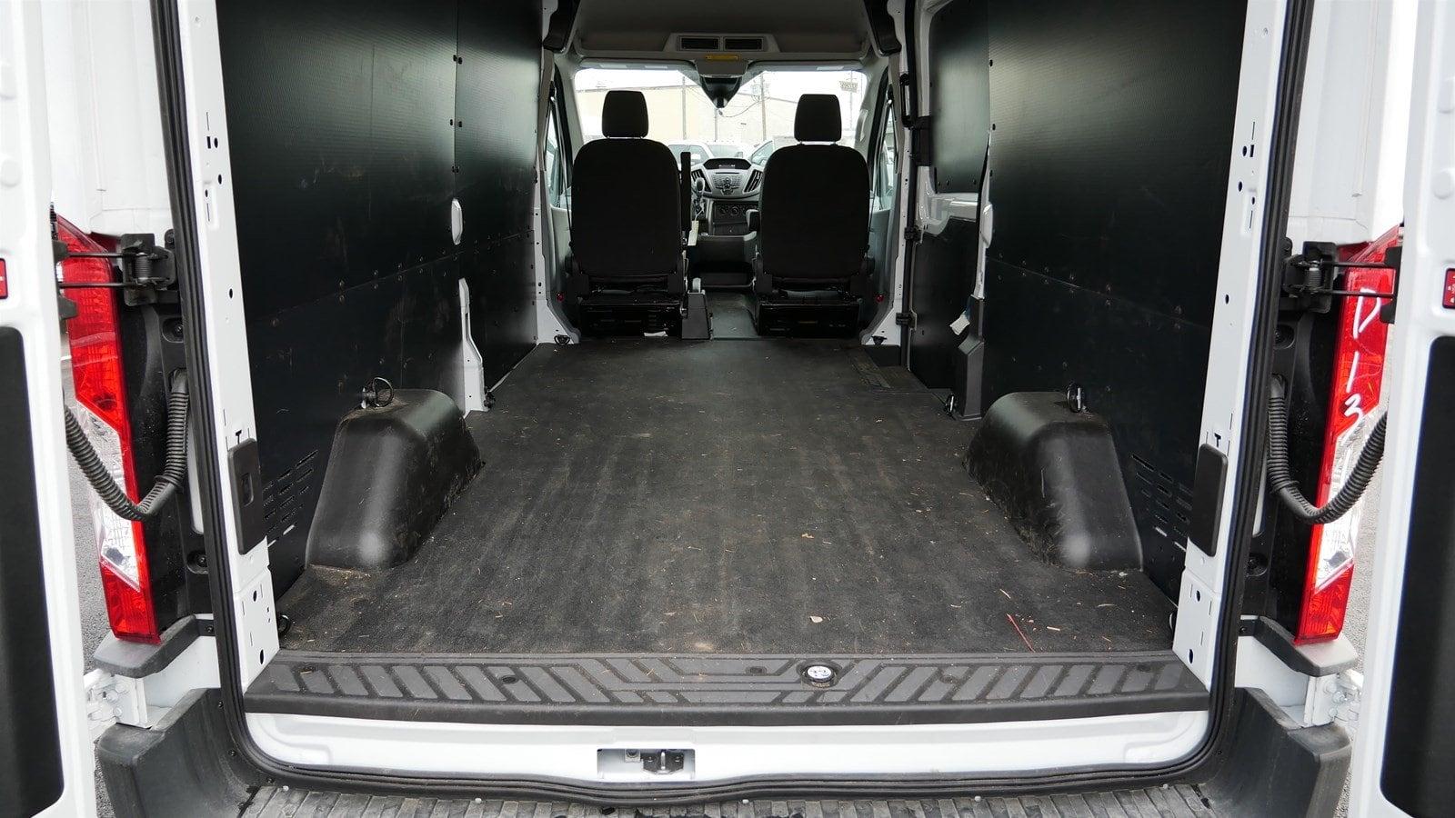 2018 Transit 350 Med Roof 4x2,  Empty Cargo Van #62863 - photo 1