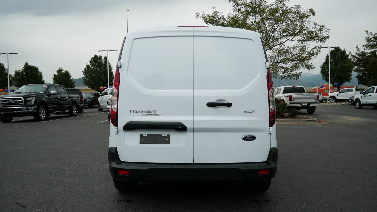 2019 Transit Connect 4x2,  Empty Cargo Van #62942 - photo 6