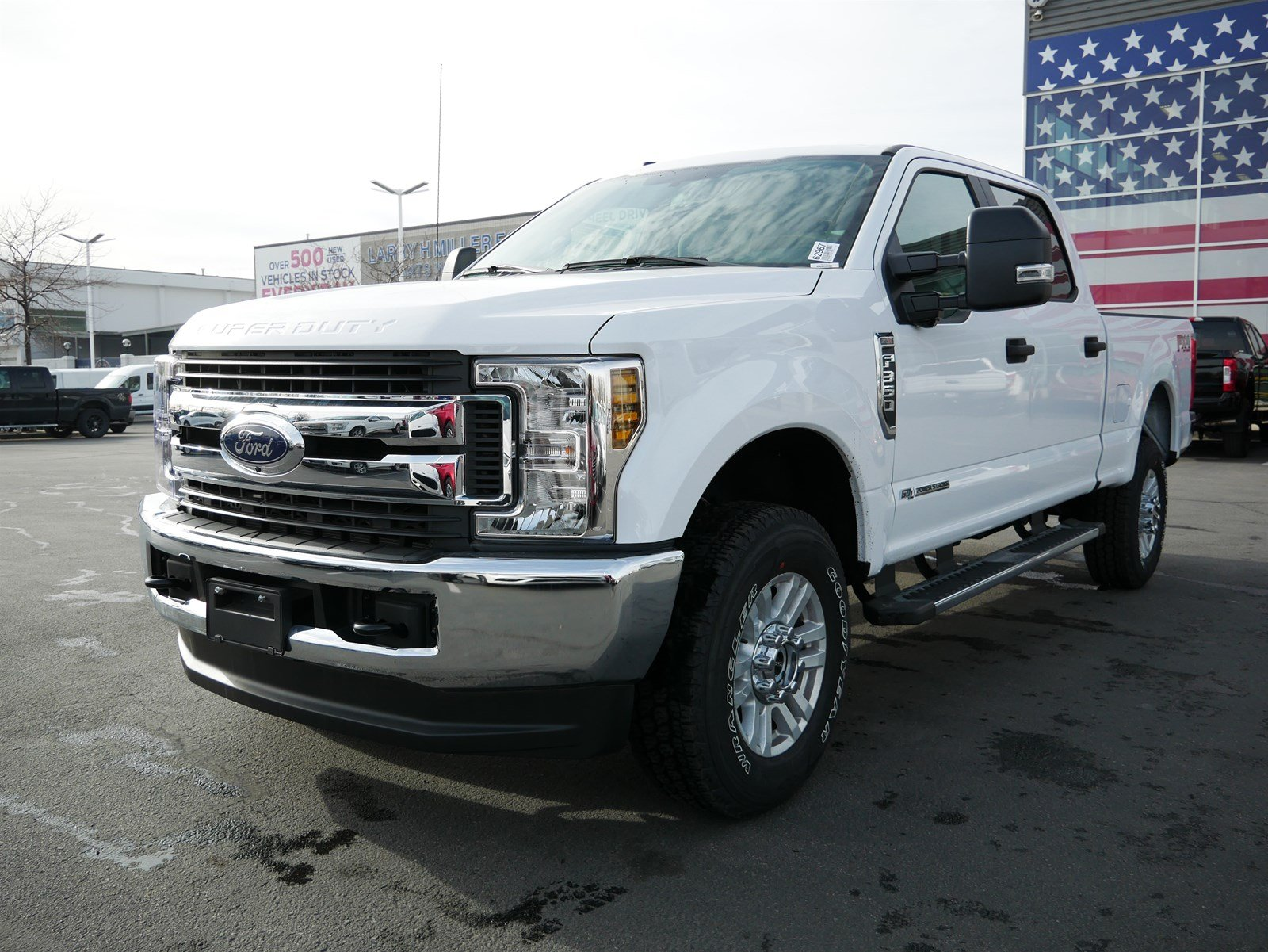 2019 F-350 Crew Cab 4x4, Pickup #62967 - photo 8