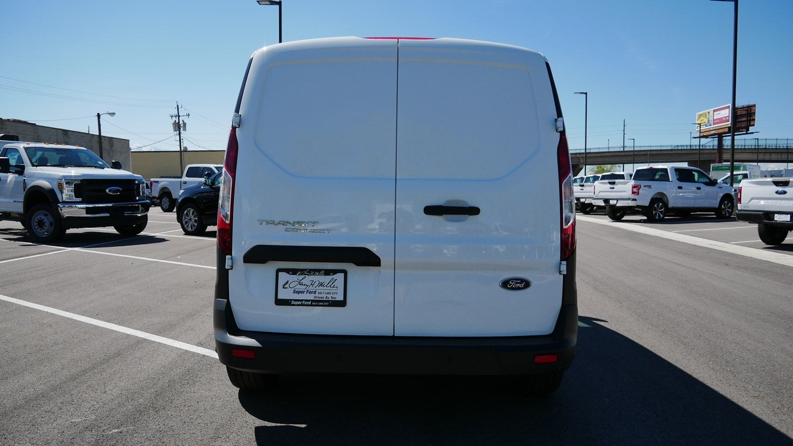 2020 Transit Connect,  Empty Cargo Van #63001 - photo 6