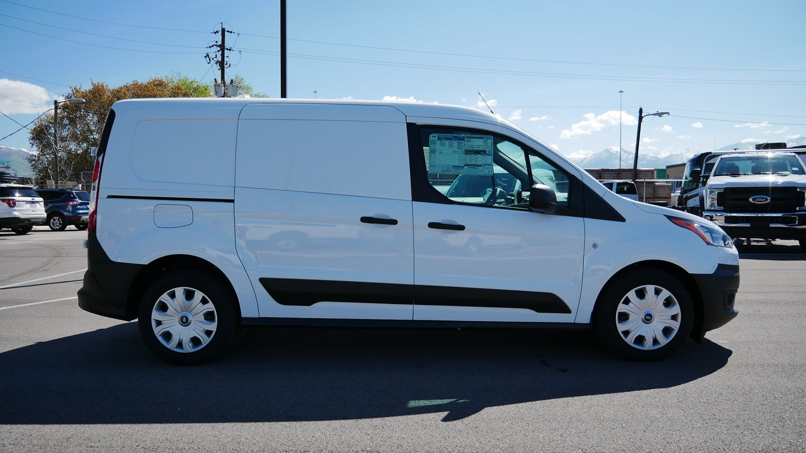 2020 Ford Transit Connect, Empty Cargo Van #63004 - photo 4