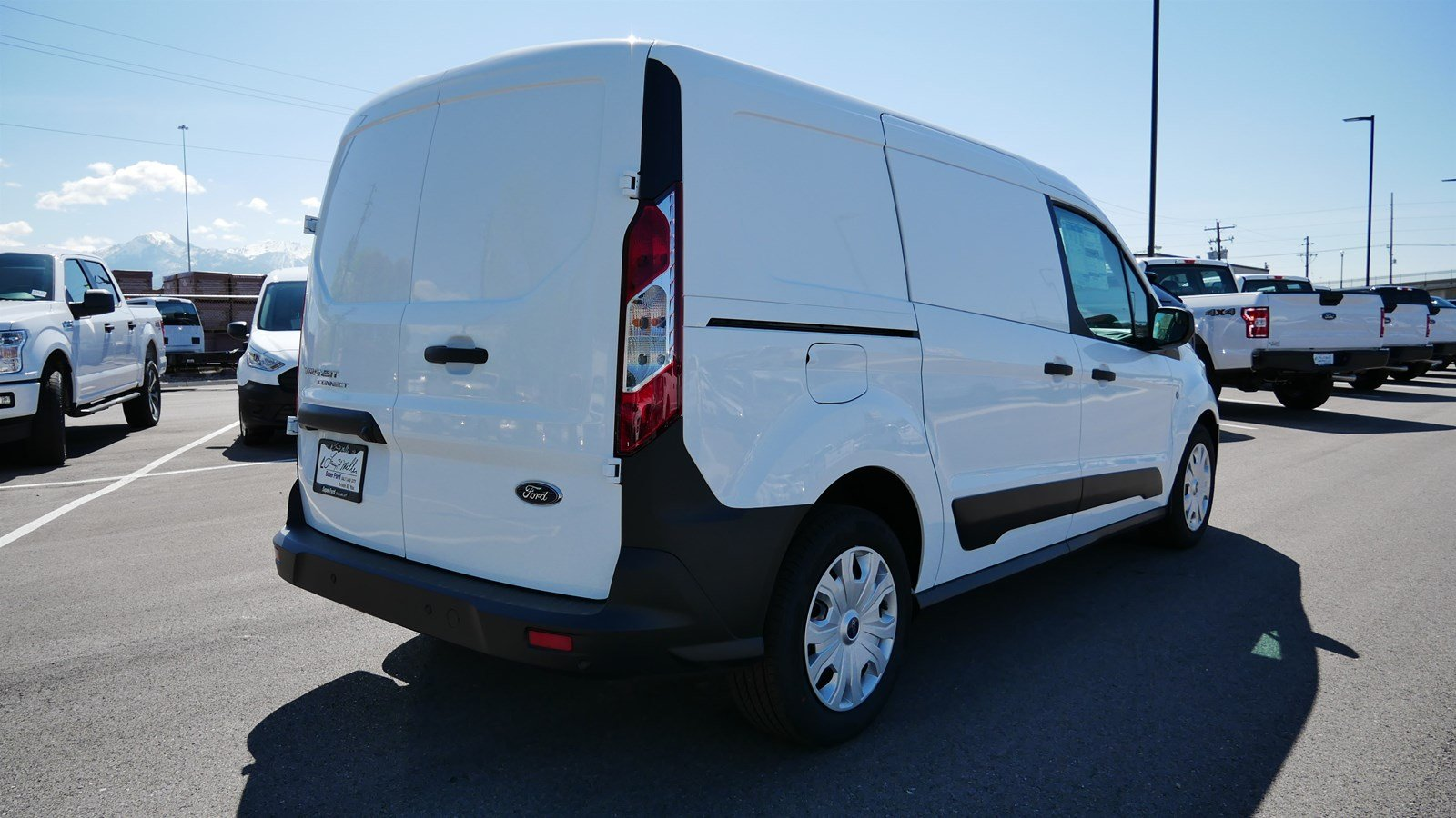 2020 Ford Transit Connect, Empty Cargo Van #63004 - photo 6