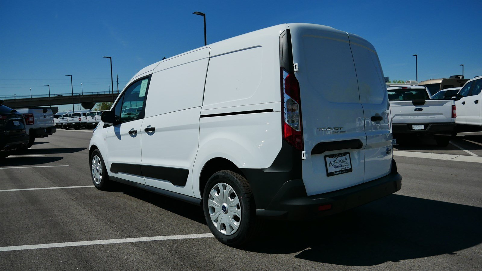 2020 Ford Transit Connect, Empty Cargo Van #63004 - photo 8