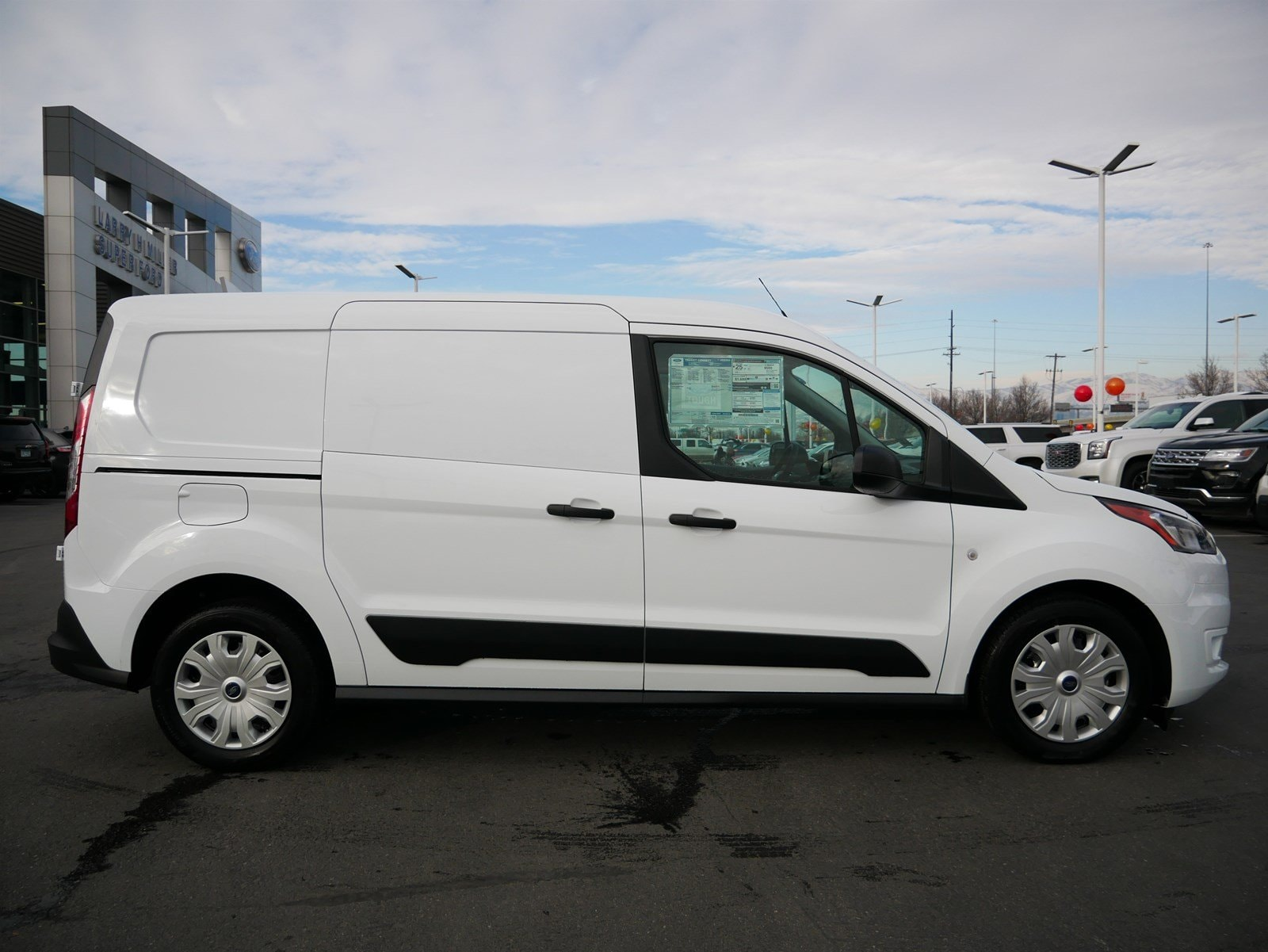 2020 Ford Transit Connect, Empty Cargo Van #63006 - photo 5