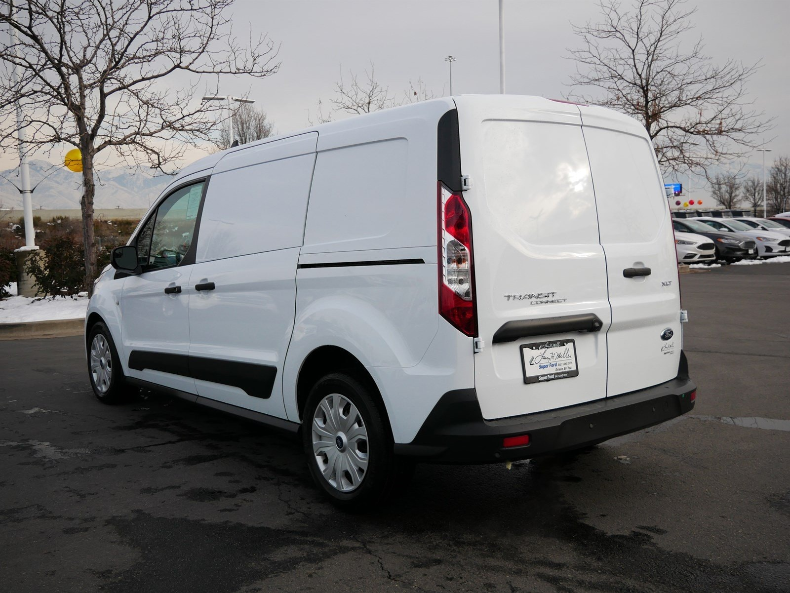 2020 Ford Transit Connect, Empty Cargo Van #63006 - photo 10