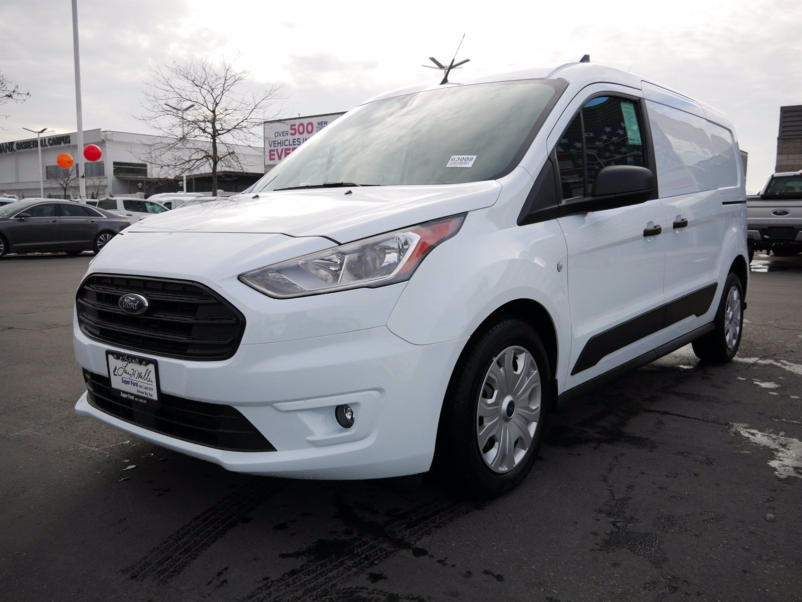 2020 Ford Transit Connect FWD, Empty Cargo Van #63006 - photo 10