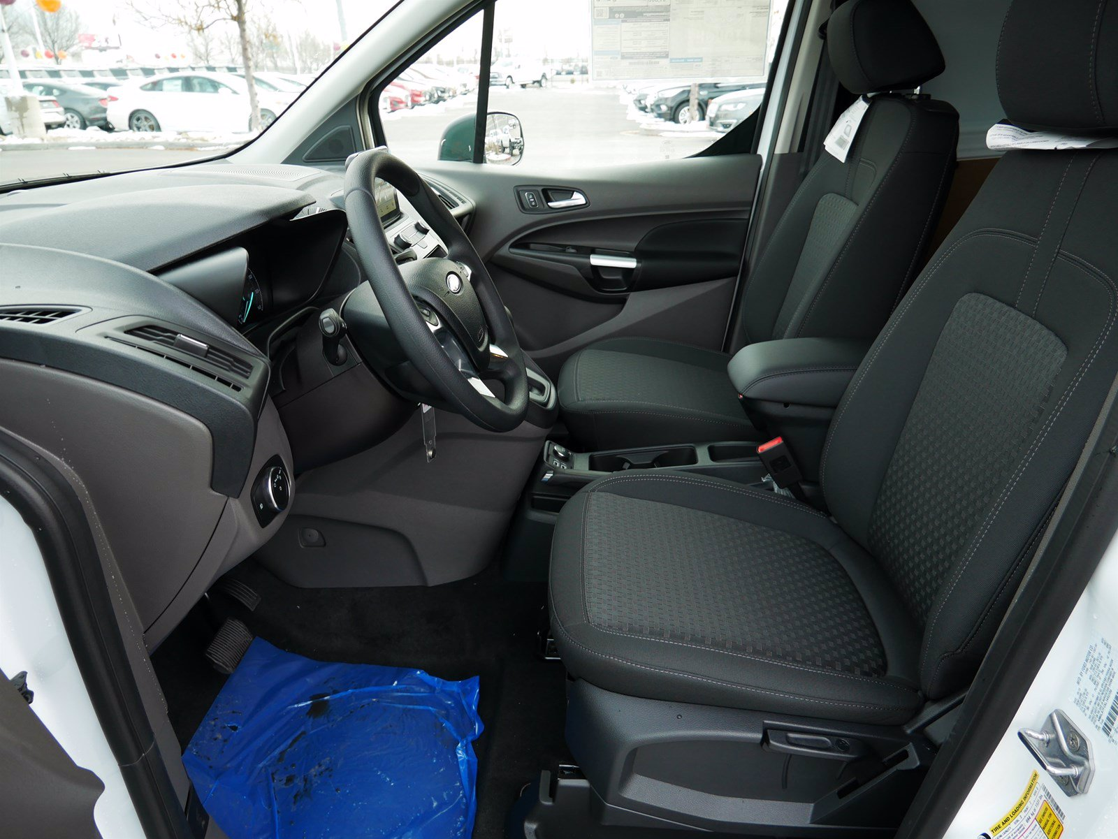 2020 Ford Transit Connect FWD, Empty Cargo Van #63006 - photo 15