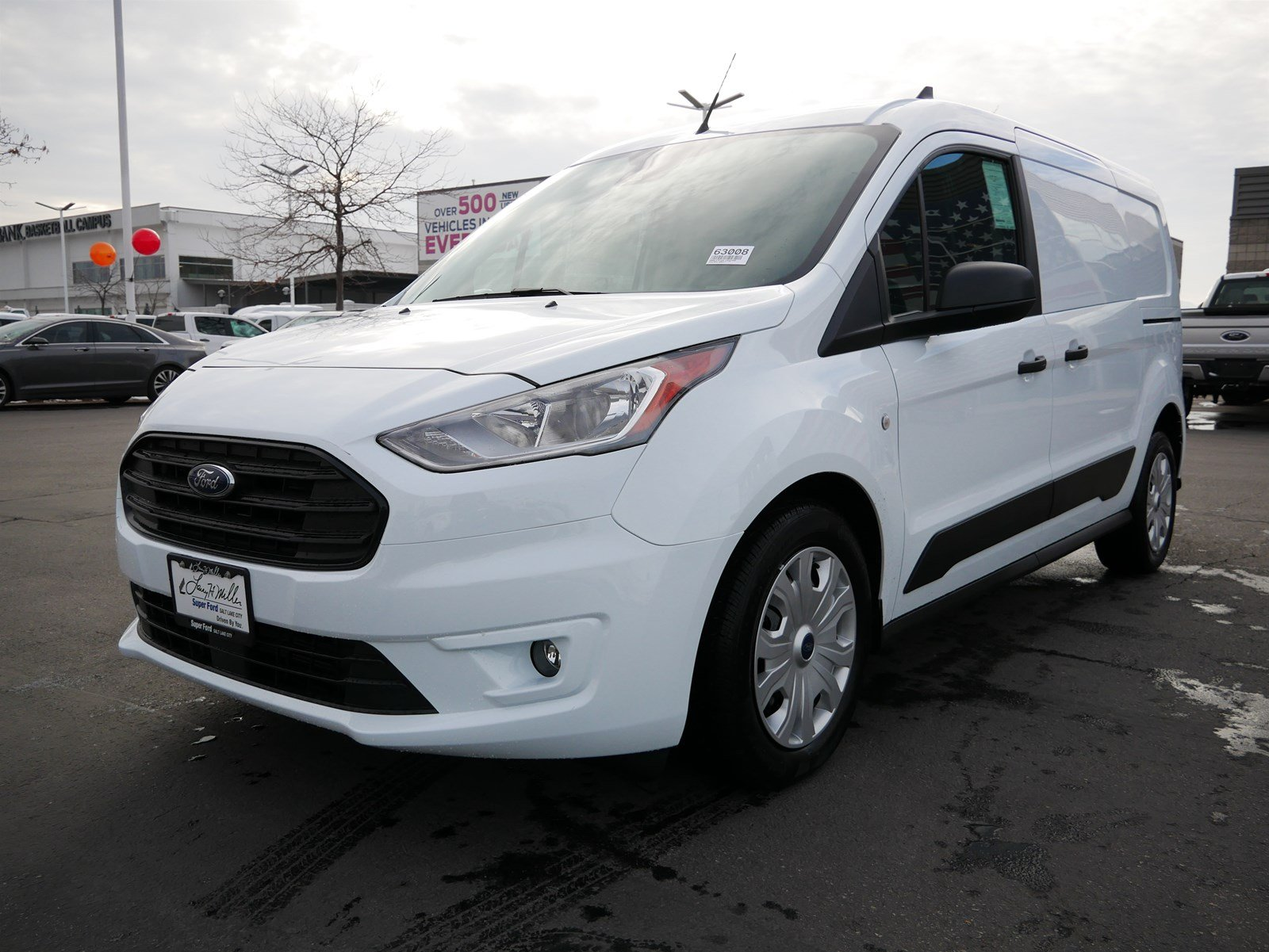 2020 Ford Transit Connect, Empty Cargo Van #63008 - photo 11