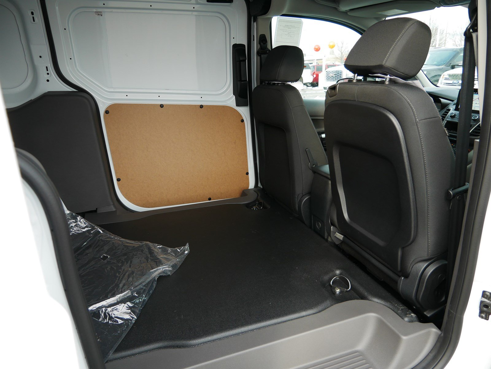 2020 Ford Transit Connect, Empty Cargo Van #63008 - photo 26