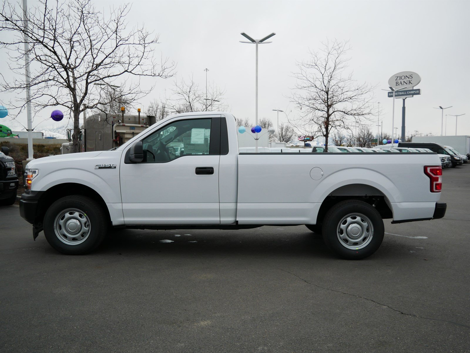 2020 F-150 Regular Cab 4x2, Pickup #63040 - photo 7
