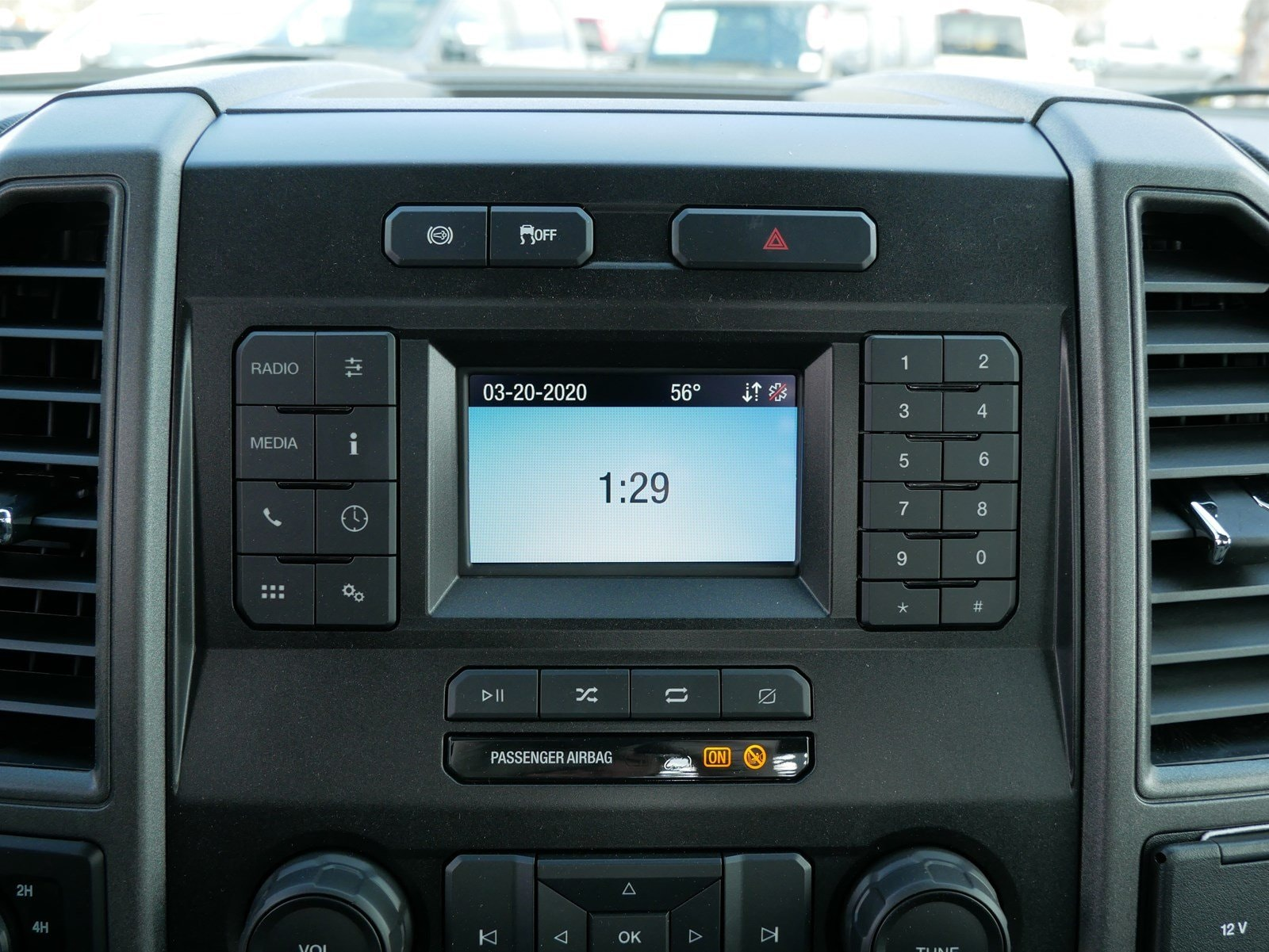 2020 F-550 Regular Cab DRW 4x4, Scelzi CTFB Contractor Body #63072 - photo 20