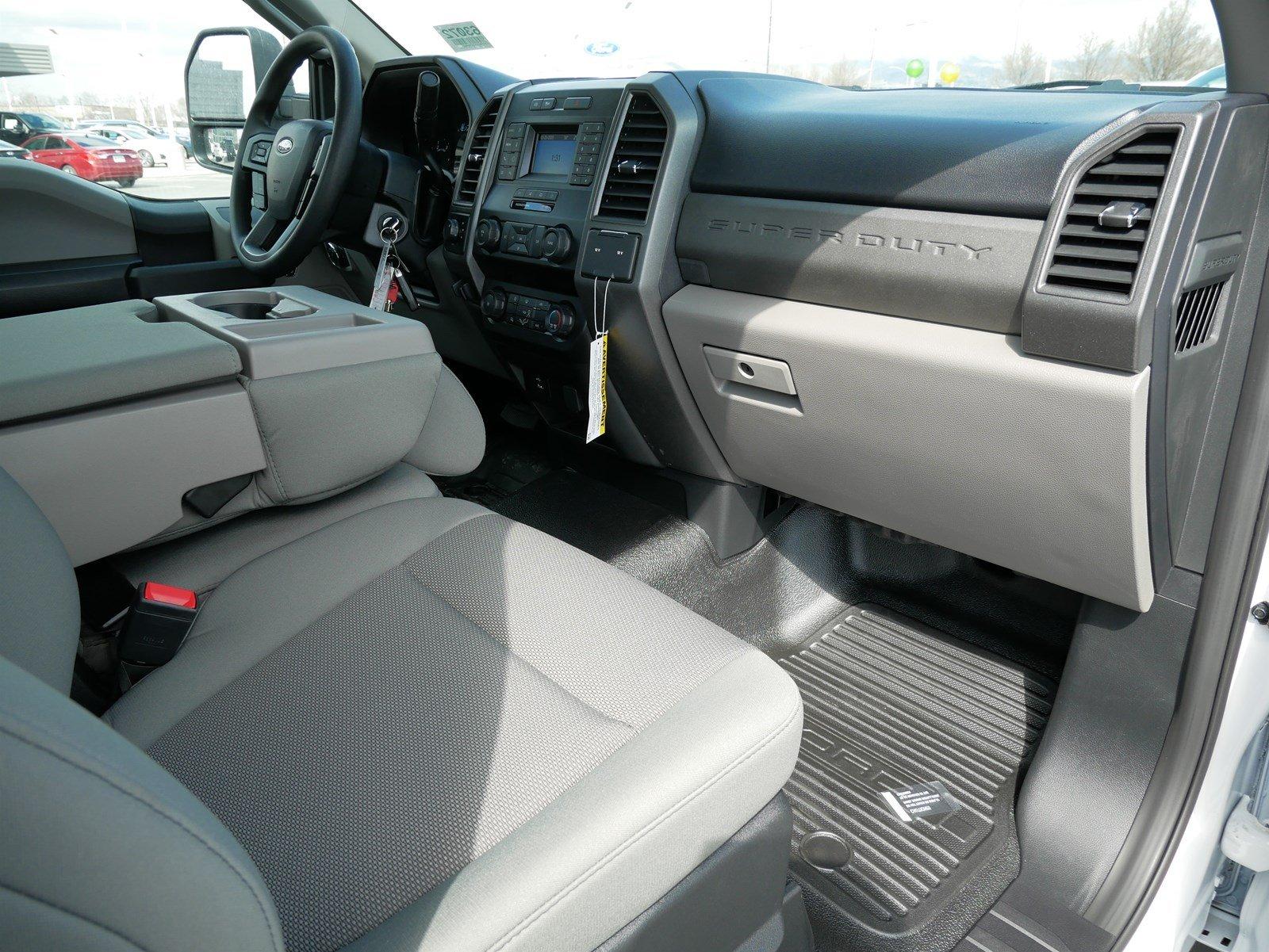 2020 F-550 Regular Cab DRW 4x4, Scelzi CTFB Contractor Body #63072 - photo 29