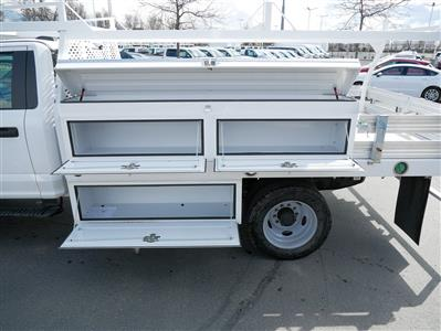 2020 F-550 Regular Cab DRW 4x4, Scelzi CTFB Contractor Body #63072 - photo 22
