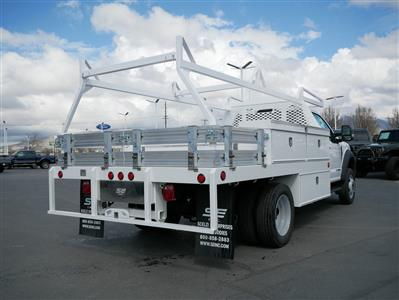 2020 F-550 Regular Cab DRW 4x4, Scelzi CTFB Contractor Body #63072 - photo 2