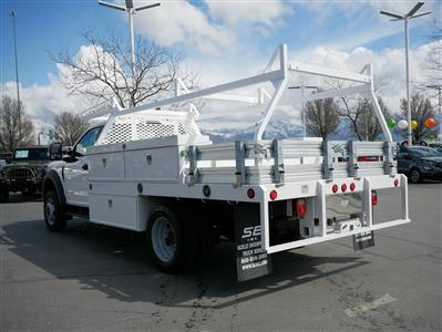 2020 F-550 Regular Cab DRW 4x4, Scelzi CTFB Contractor Body #63072 - photo 3