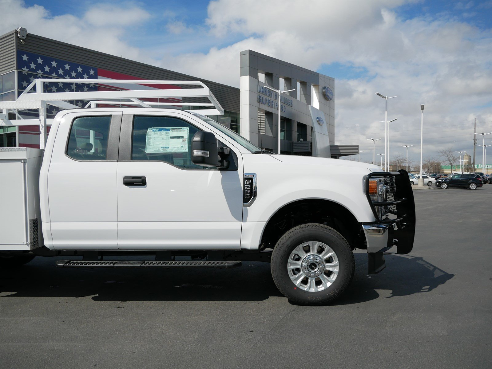 2020 F-250 Super Cab 4x4, Scelzi Service Body #63074 - photo 29
