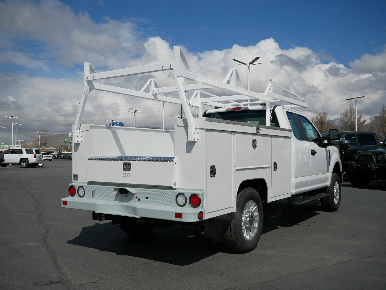 2020 F-250 Super Cab 4x4, Scelzi Service Body #63074 - photo 2