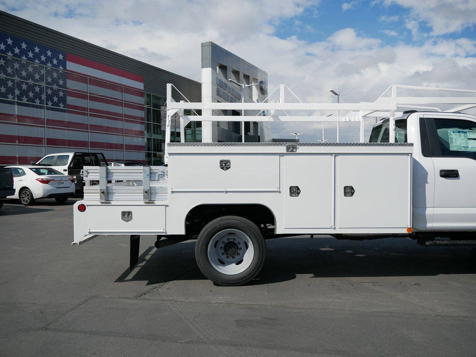 2020 F-550 Regular Cab DRW 4x4, Scelzi SEC Combo Body #63081 - photo 11