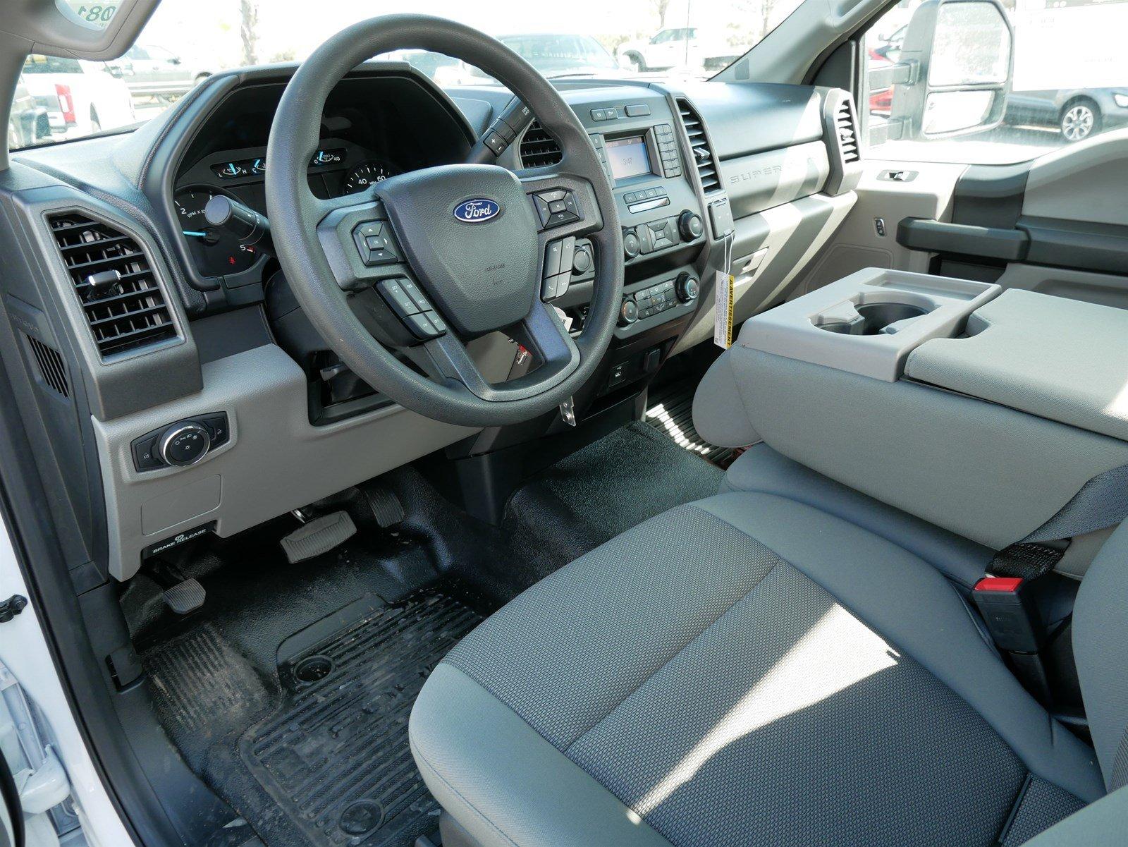 2020 F-550 Regular Cab DRW 4x4, Scelzi SEC Combo Body #63081 - photo 14