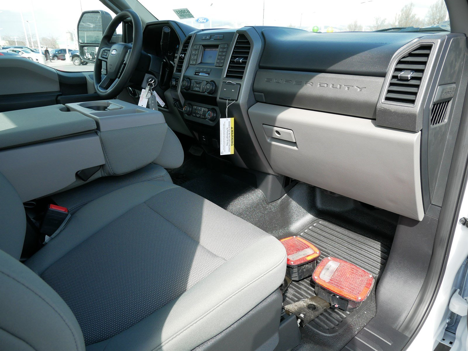 2020 F-550 Regular Cab DRW 4x4, Scelzi SEC Combo Body #63081 - photo 29