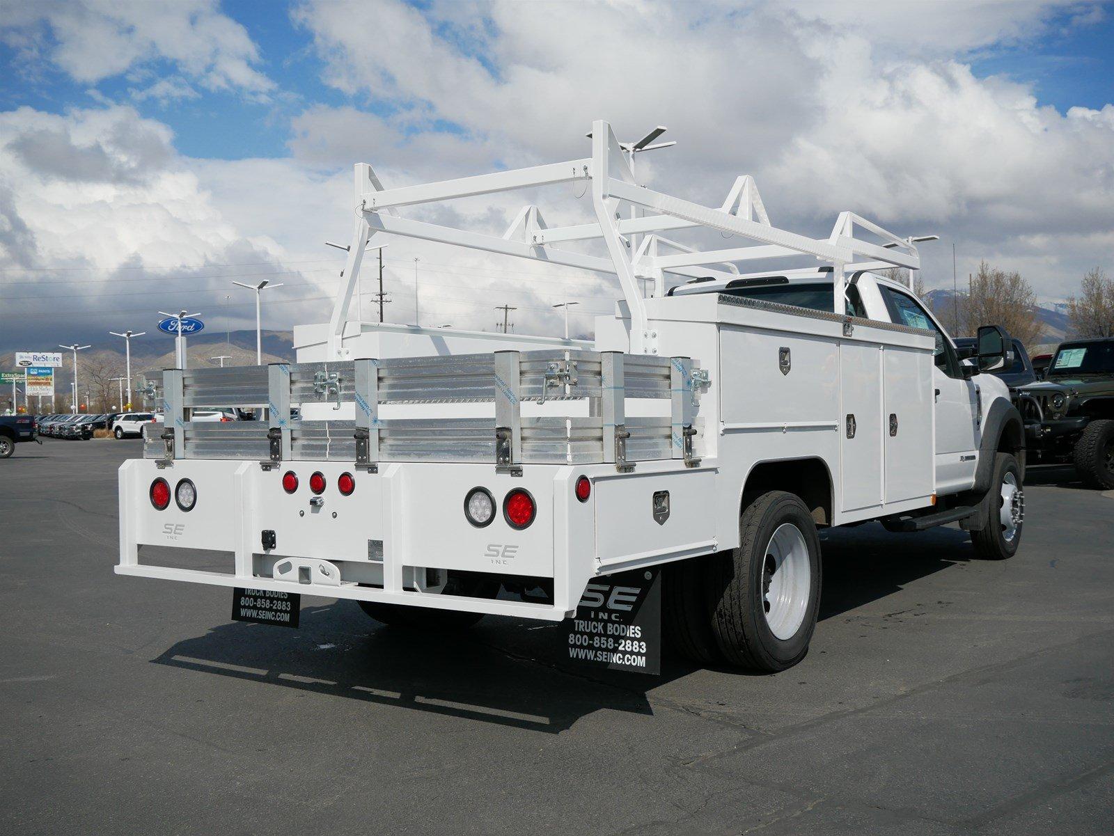 2020 F-550 Regular Cab DRW 4x4, Scelzi Combo Body #63081 - photo 1