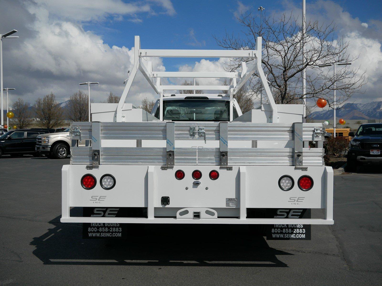 2020 F-550 Regular Cab DRW 4x4, Scelzi SEC Combo Body #63081 - photo 5