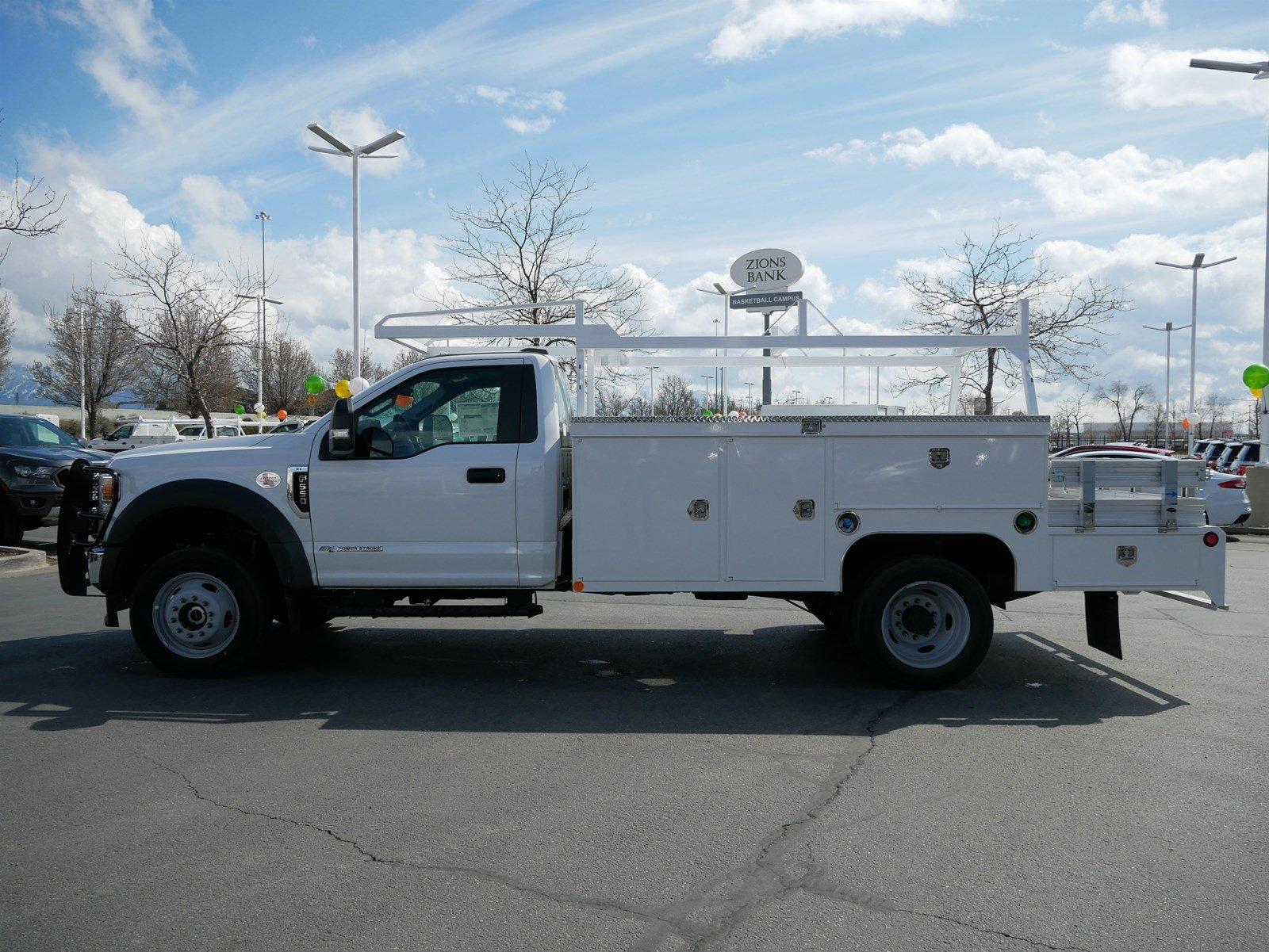 2020 F-550 Regular Cab DRW 4x4, Scelzi SEC Combo Body #63081 - photo 7