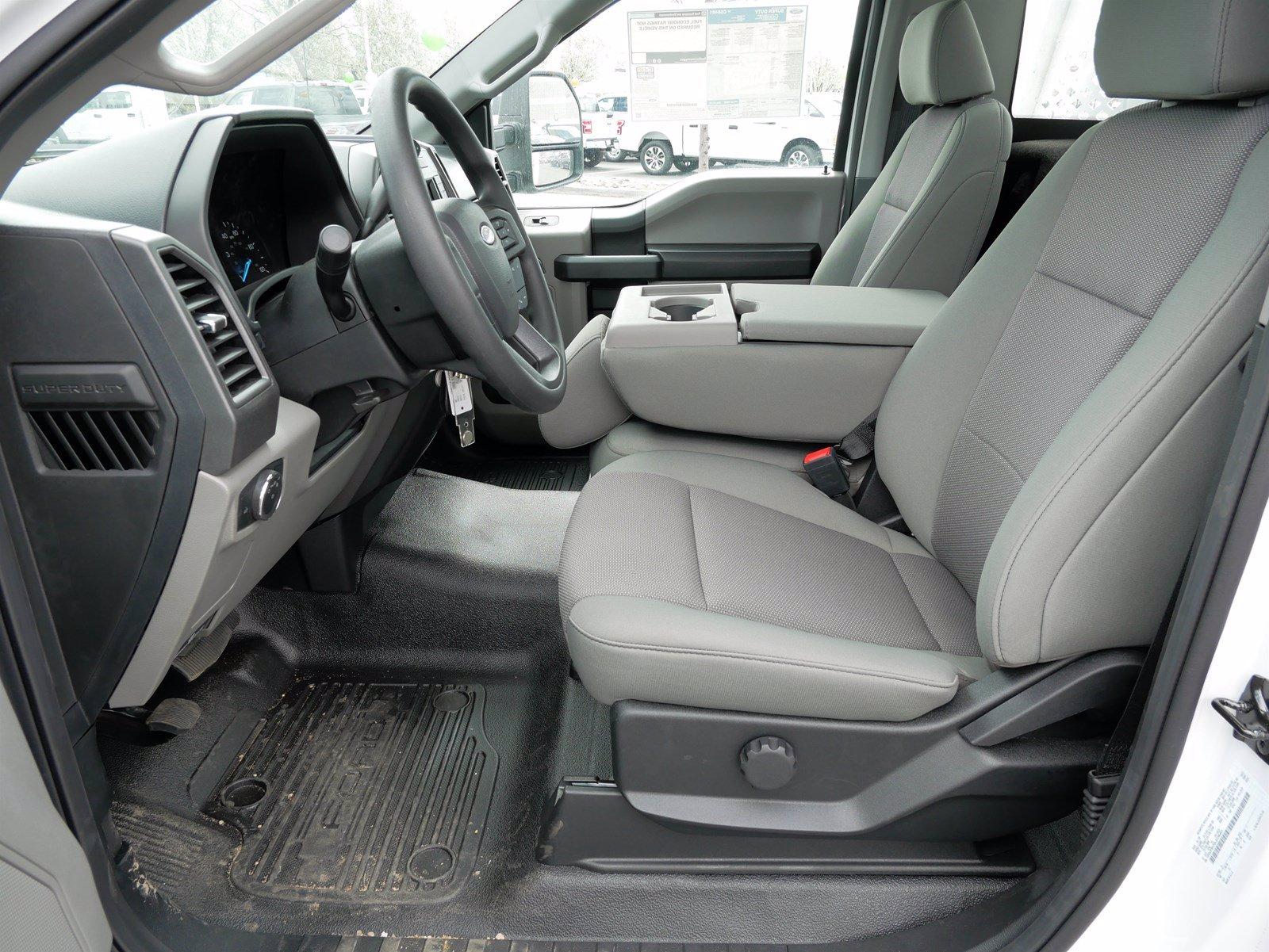 2020 Ford F-550 Regular Cab DRW 4x4, Scelzi CTFB Contractor Body #63090 - photo 16