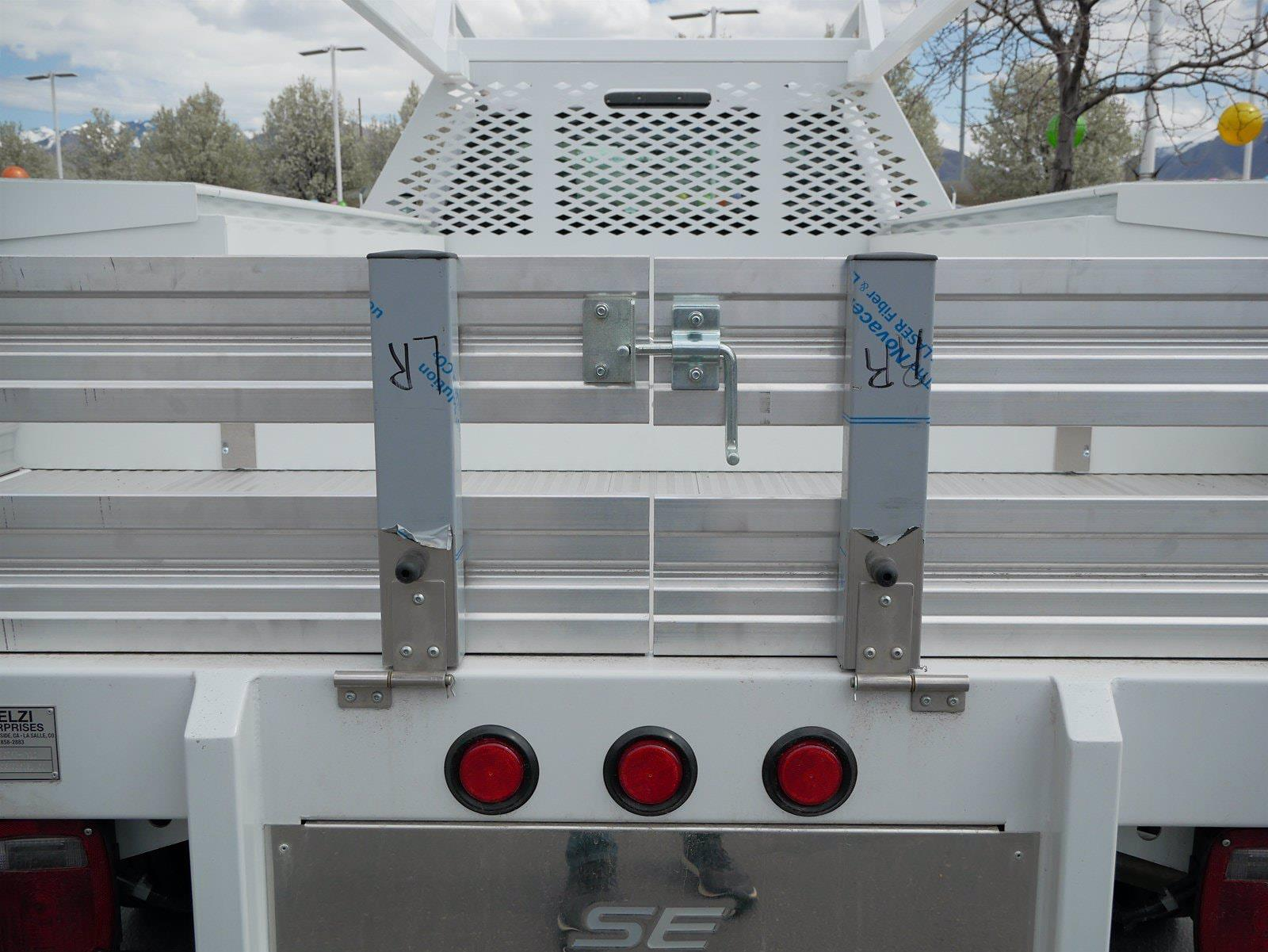 2020 Ford F-550 Regular Cab DRW 4x4, Scelzi CTFB Contractor Body #63090 - photo 26
