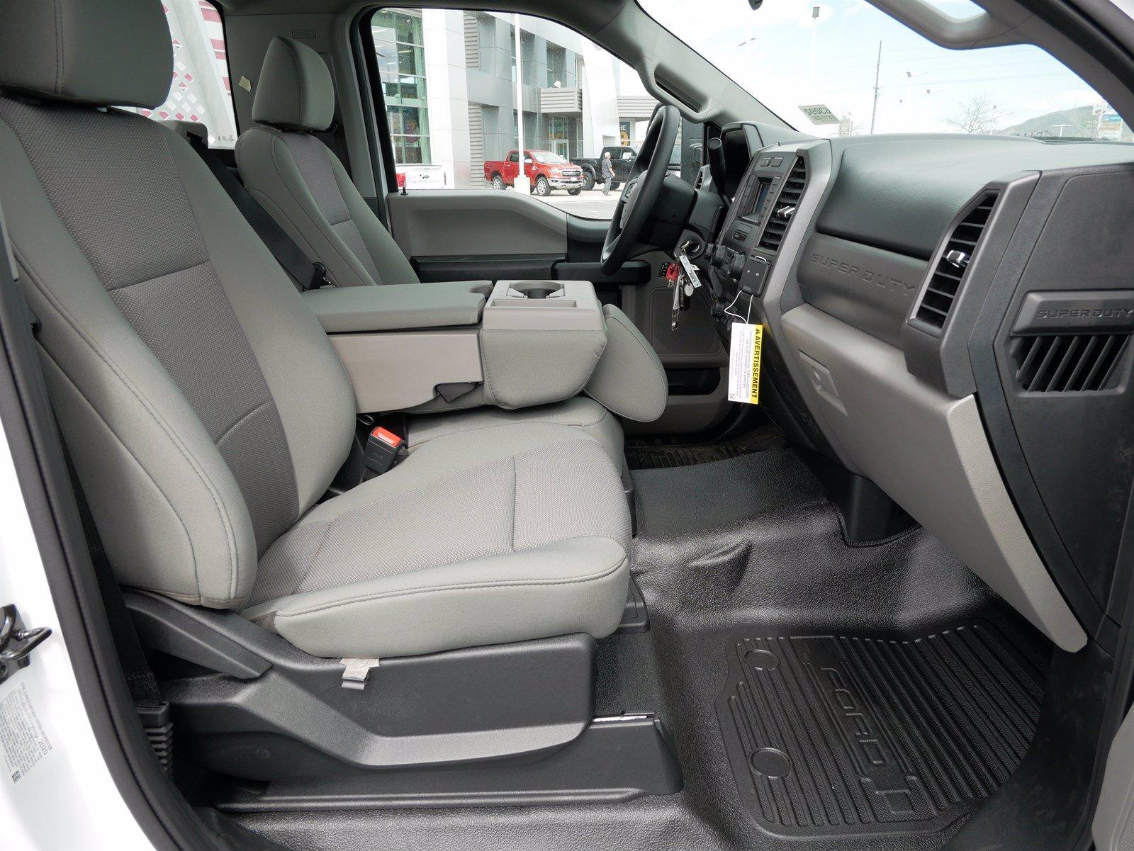 2020 Ford F-550 Regular Cab DRW 4x4, Scelzi CTFB Contractor Body #63090 - photo 28