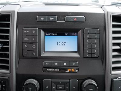 2020 Ford F-550 Regular Cab DRW 4x4, Scelzi CTFB Contractor Body #63090 - photo 21