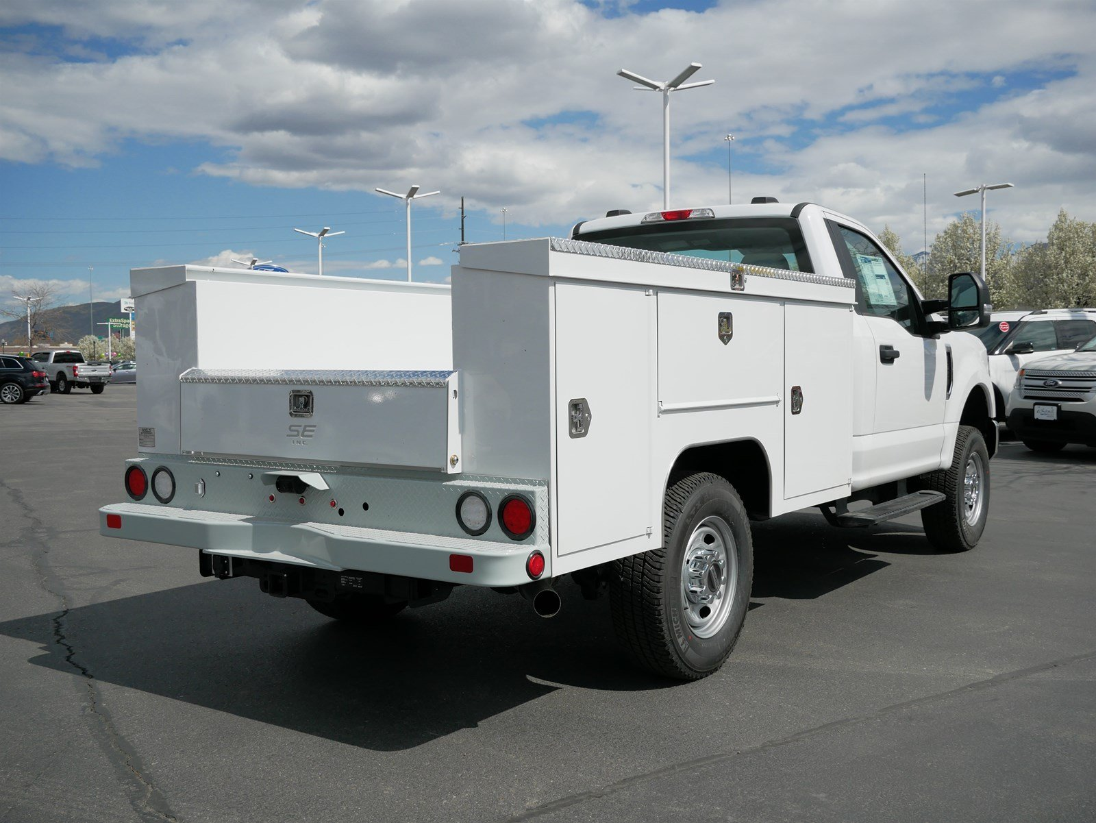 2020 Ford F-250 Regular Cab 4x4, Scelzi Service Body #63107 - photo 1