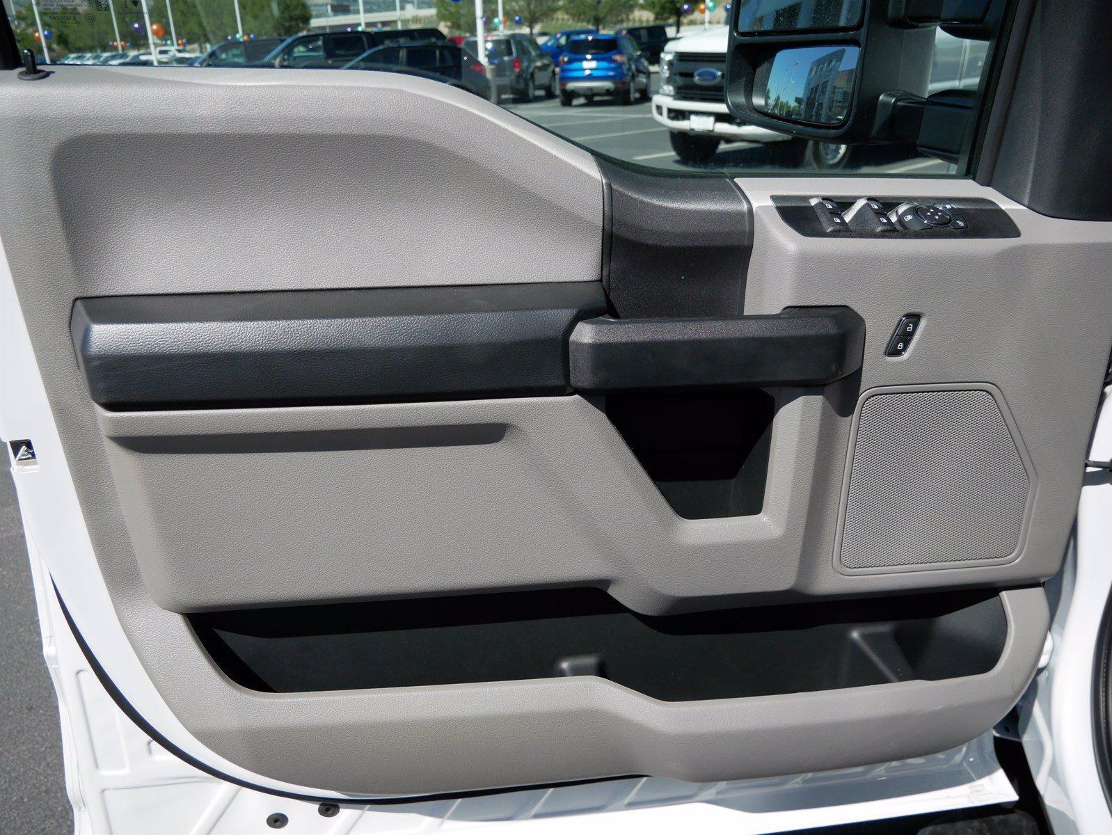 2020 Ford F-550 Crew Cab DRW 4x4, Scelzi CTFB Contractor Body #63112 - photo 11
