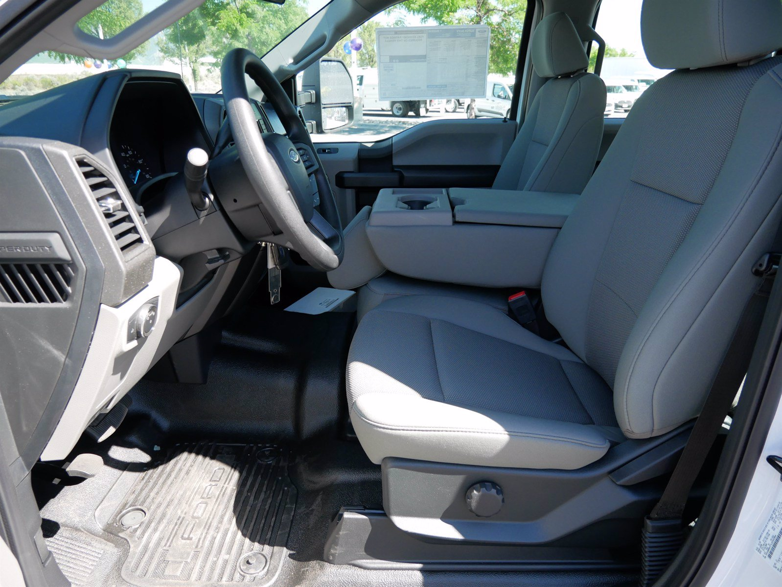 2020 Ford F-550 Crew Cab DRW 4x4, Scelzi CTFB Contractor Body #63112 - photo 16