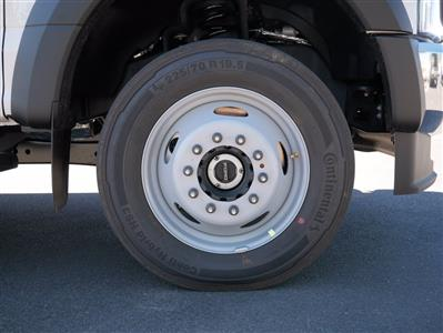 2020 Ford F-550 Crew Cab DRW 4x4, Scelzi CTFB Contractor Body #63112 - photo 39