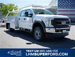 2020 Ford F-550 Crew Cab DRW 4x4, Scelzi CTFB Contractor Body #63112 - photo 1