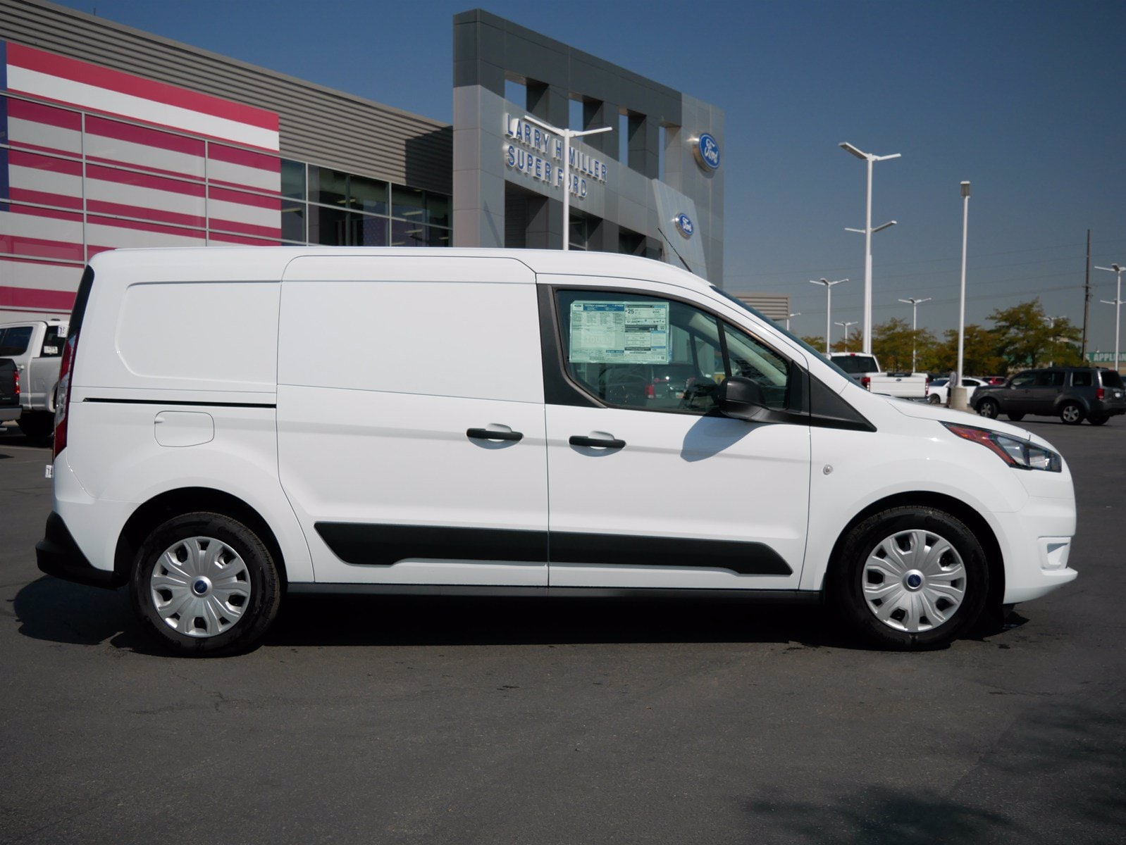 2020 Ford Transit Connect FWD, Empty Cargo Van #63113 - photo 3