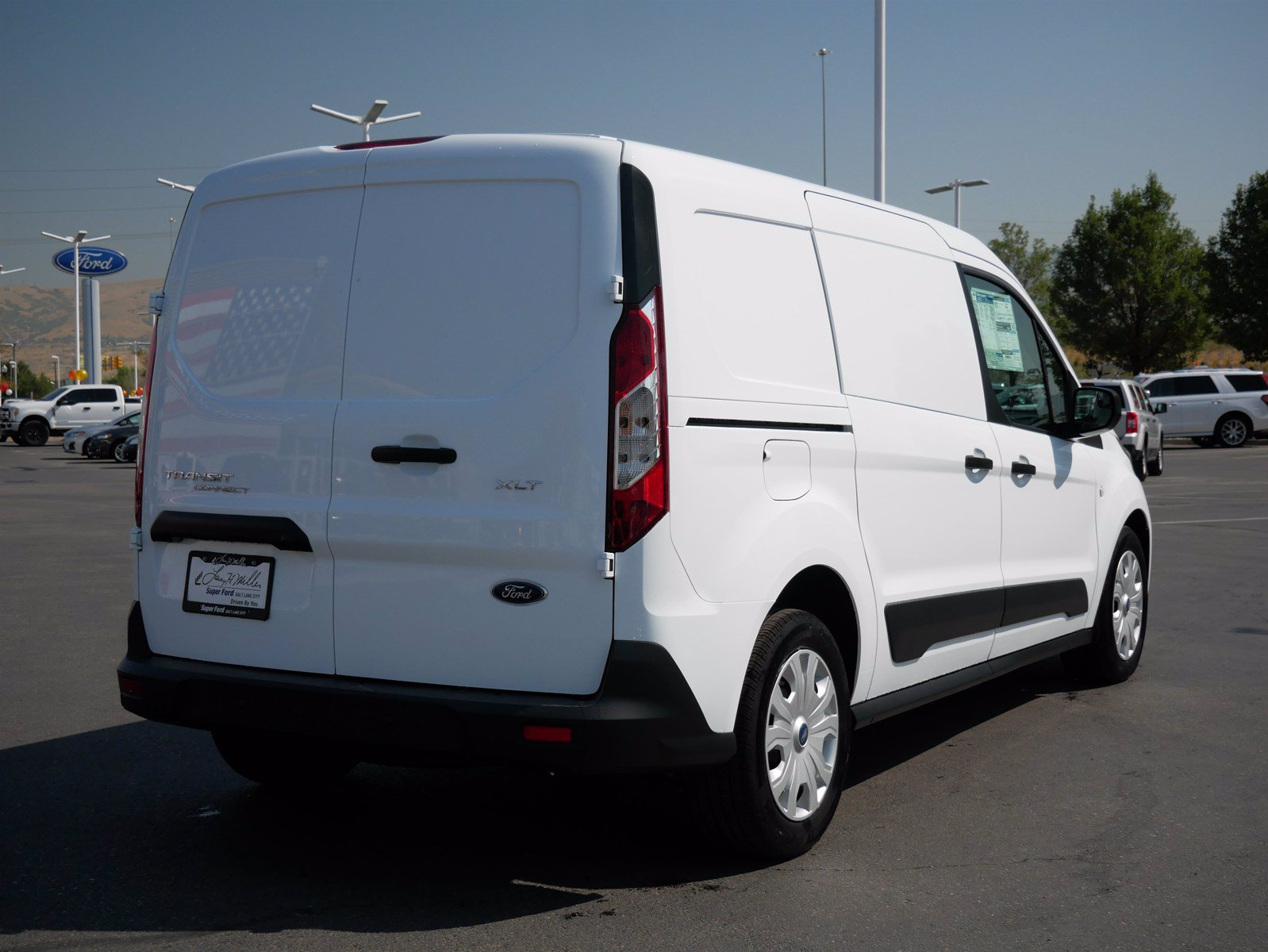 2020 Ford Transit Connect FWD, Empty Cargo Van #63113 - photo 6