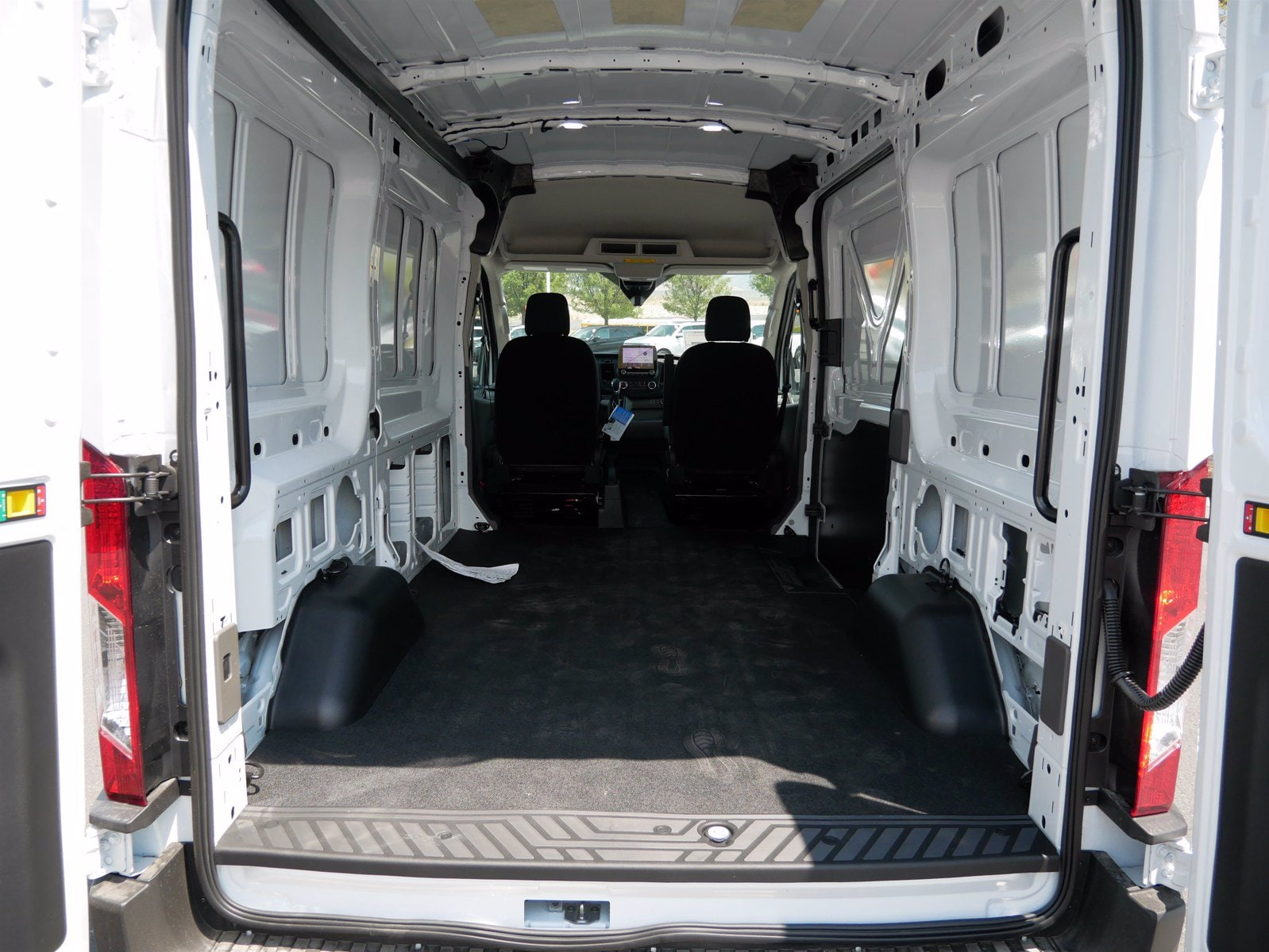 2020 Ford Transit 250 Med Roof AWD, Empty Cargo Van #63114 - photo 1